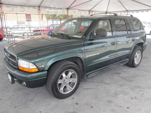 2000 Dodge Durango This particular Vehicle comes with 3rd Row Seat Please call or e-mail to check