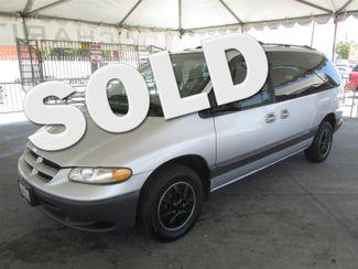 2000 Dodge Grand Caravan SE Gardena, California