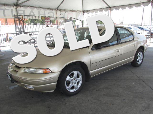 2000 Dodge Stratus ES Please call or e-mail to check availability All of our vehicles are avail