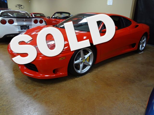 2000 Ferrari 360 Modena Austin , Texas 0