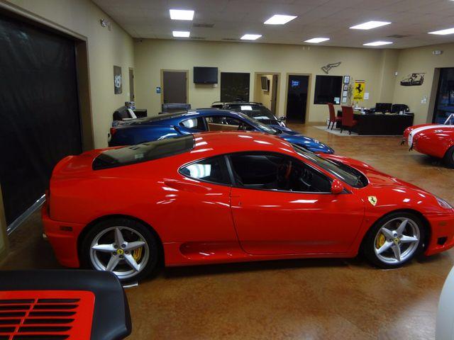 2000 Ferrari 360 Modena Austin , Texas 4
