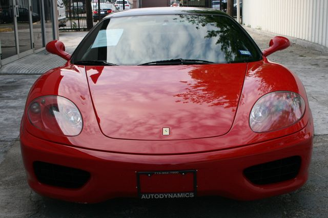 2000 Ferrari 360 Modena F1 Houston, Texas 0