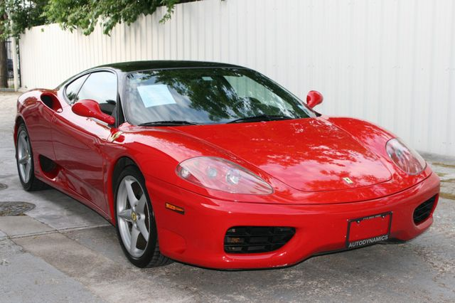 2000 Ferrari 360 Modena F1 Houston, Texas 2