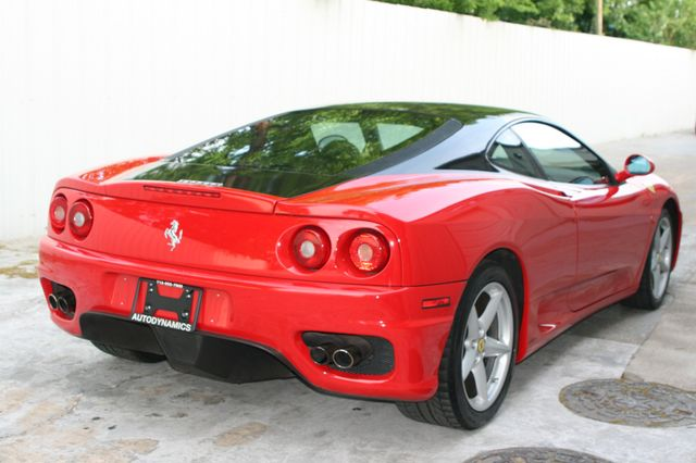 2000 Ferrari 360 Modena F1 Houston, Texas 3