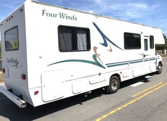 2000 Ford-C Class Rv!! Mint!! Loaded! SLEEPS 4! NON SMOKER! 2 OWNER! E450 Knoxville, Tennessee 5