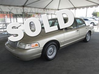 2000 Ford Crown Victoria LX Gardena, California