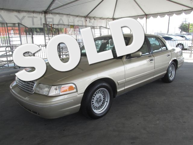 2000 Ford Crown Victoria LX Please call or e-mail to check availability All of our vehicles are