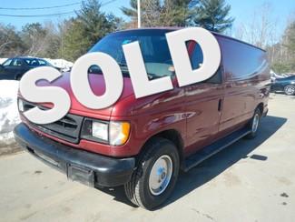 2000 Ford Econoline Cargo Van Auburn, NH