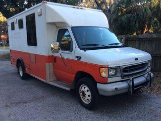 2000 Ford Econoline Commercial Cutaway Emergency Services Amelia Island, FL