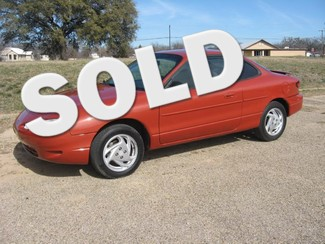 2000 Ford Escort ZX2 Cleburne, Texas