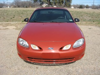 2000 Ford Escort ZX2 Cleburne, Texas 2