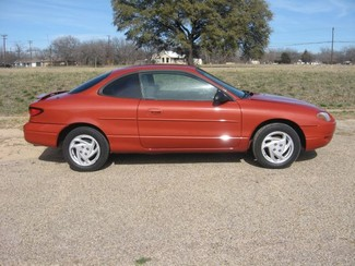 2000 Ford Escort ZX2 Cleburne, Texas 3
