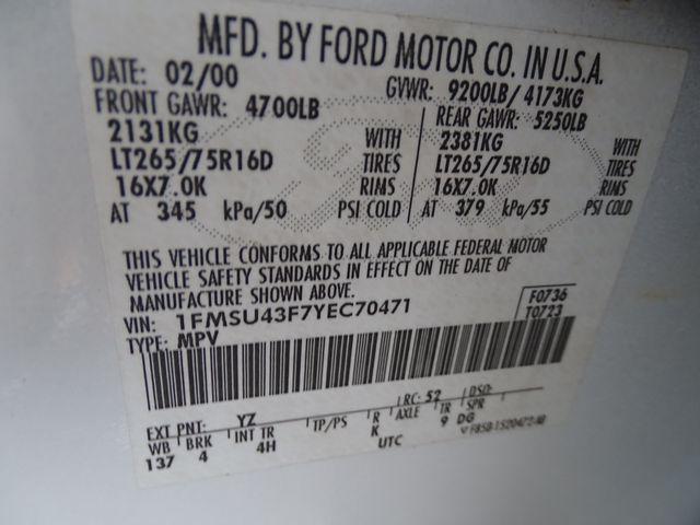 2000 Ford Excursion Limited Corpus Christi, Texas 44
