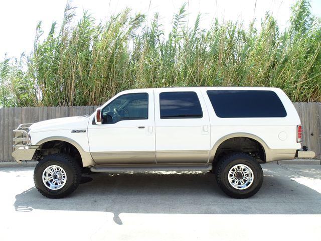 2000 Ford Excursion Limited Corpus Christi, Texas 4