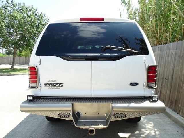 2000 Ford Excursion Limited Corpus Christi, Texas 7