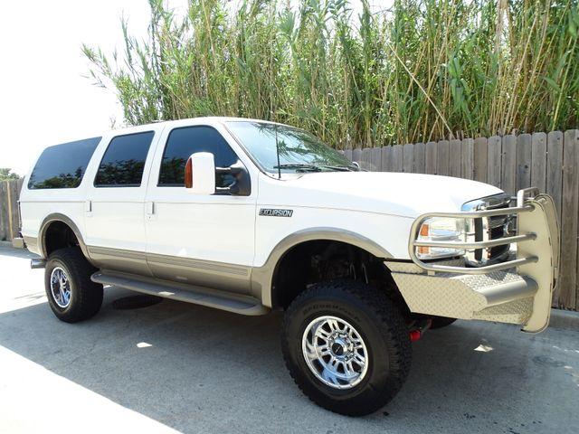 2000 Ford Excursion Limited Corpus Christi, Texas 1