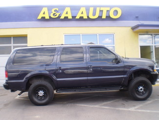 2000 Ford Excursion Limited Englewood, Colorado