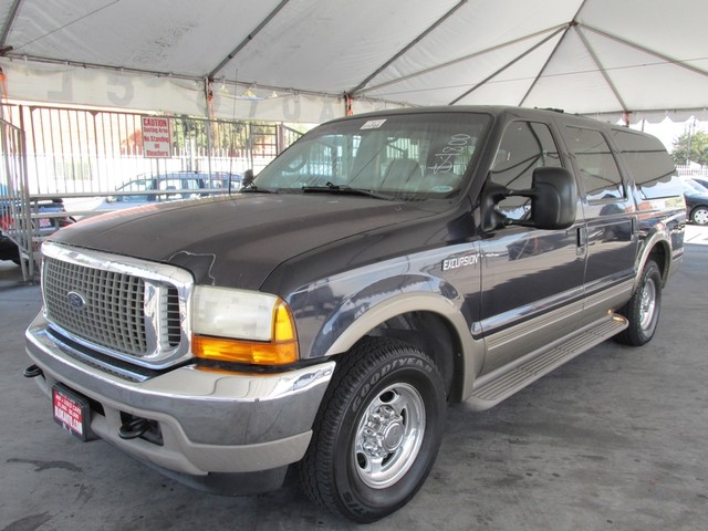 2000 Ford Excursion Limited Please call or e-mail to check availability All of our vehicles are