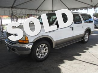 2000 Ford Excursion Limited Gardena, California