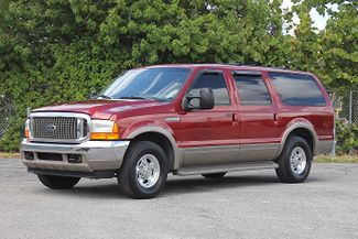 2000 Ford Excursion Limited Hollywood, Florida 21