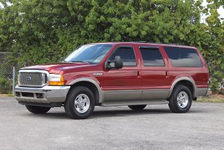 2000 Ford Excursion Limited Hollywood, Florida 10