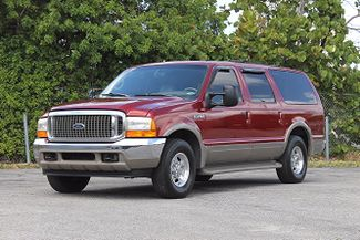 2000 Ford Excursion Limited Hollywood, Florida 40