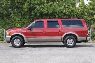 2000 Ford Excursion Limited Hollywood, Florida 9