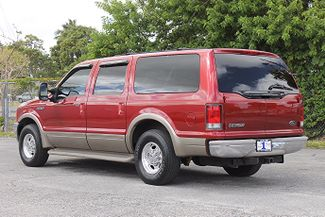 2000 Ford Excursion Limited Hollywood, Florida 7