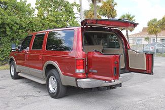 2000 Ford Excursion Limited Hollywood, Florida 43