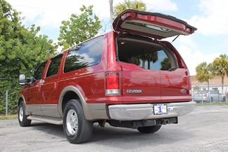 2000 Ford Excursion Limited Hollywood, Florida 42