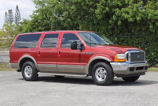2000 Ford Excursion Limited Hollywood, Florida 31