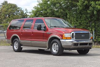 2000 Ford Excursion Limited Hollywood, Florida 1