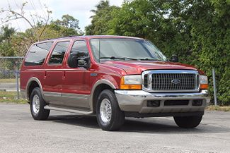 2000 Ford Excursion Limited Hollywood, Florida 20