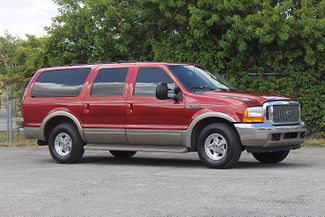 2000 Ford Excursion Limited Hollywood, Florida 13