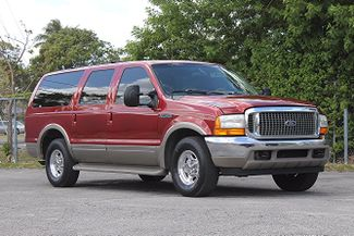 2000 Ford Excursion Limited Hollywood, Florida 50