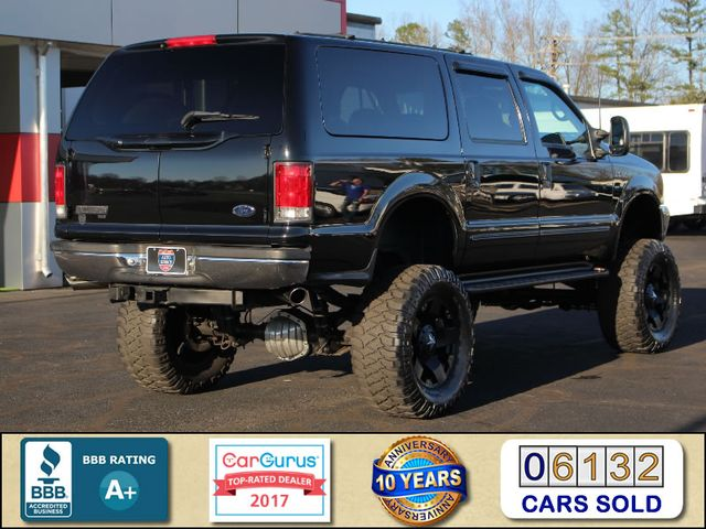 2000 Ford Excursion XLT 4X4 - LIFTED - $10K IN EXTRA$! Mooresville , NC 2
