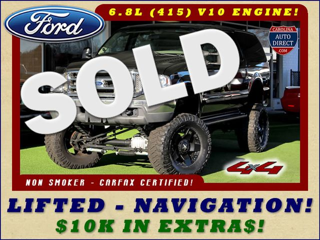2000 Ford Excursion XLT 4X4 - LIFTED - $10K IN EXTRA$! Mooresville , NC 0