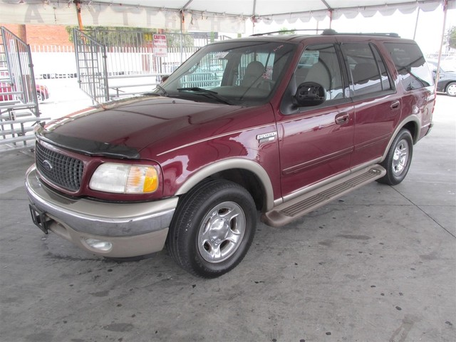 2000 Ford Expedition Eddie Bauer This particular Vehicles true mileage is unknown TMU Please c