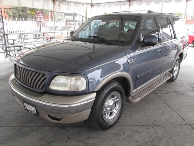 2000 Ford Expedition Eddie Bauer This particular Vehicle comes with 3rd Row Seat Please call or e