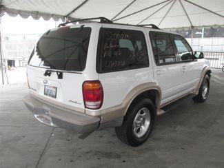 2000 Ford Explorer Eddie Bauer Gardena, California 2