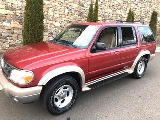 2000 Ford Explorer Eddie Bauer Knoxville, Tennessee 2