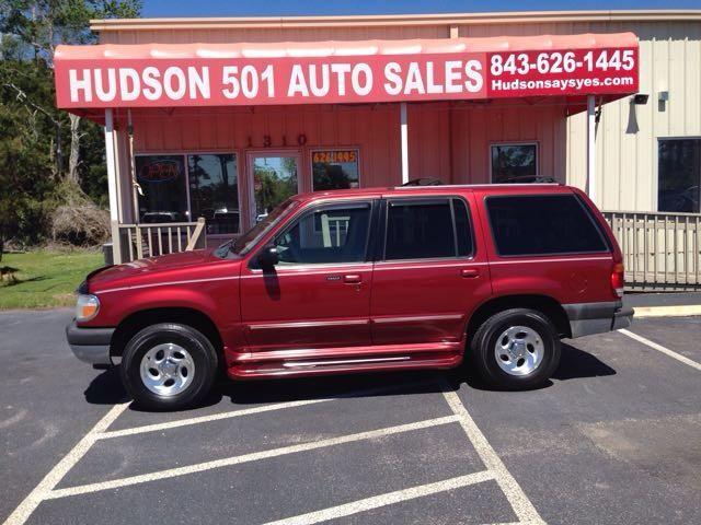 2000 Ford Explorer XLT | Myrtle Beach, South Carolina | Hudson Auto Sales in Myrtle Beach South Carolina