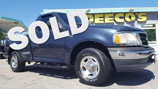 2000 Ford F-150 XL 5speed Fort Pierce, FL