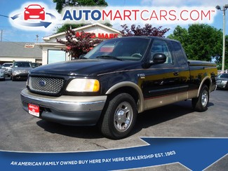 2000 Ford F-150 Lariat | Nashville, Tennessee | Auto Mart Used Cars Inc. in Nashville Tennessee