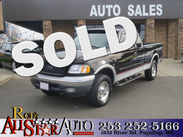 2000 Ford F-150 XL 4WD The CARFAX Buy Back Guarantee that comes with this vehicle means that you c