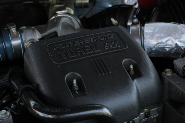 2000 Ford Super Duty F-250 XLT SuperCrew RWD - 7.3L TURBO DIESEL Mooresville , NC 28