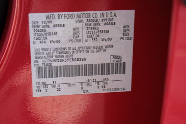2000 Ford Super Duty F-250 XLT SuperCrew RWD - 7.3L TURBO DIESEL Mooresville , NC 32