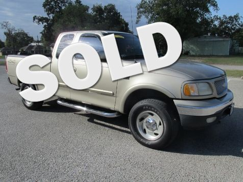2000 Ford F150 Lariat in Willis, TX