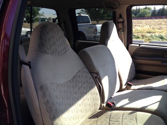 2000 Ford F250 Crew Cab 4x4  XLT 7.3 Powerstroke Turbo Diesel Long Bed in Livermore, California