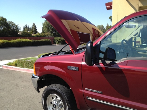 F250 Crew Cab 4x4  Ford 2000 XLT 7.3 Powerstroke Turbo Diesel Long Bed  in Livermore, California